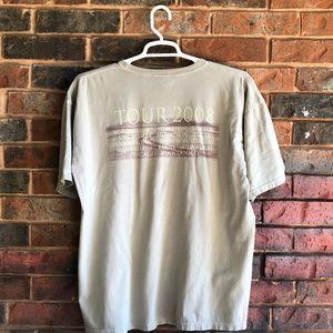 Comfort Colors Shirts - The Eagles 2008 Vintage Concert T-shirt XL